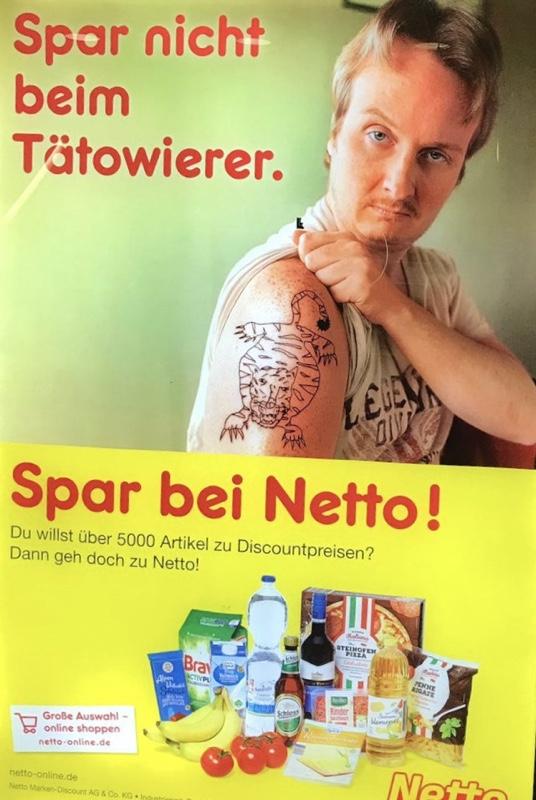 Wahre Worte! unterstützt euer Stichtag-Tattoo Studio !