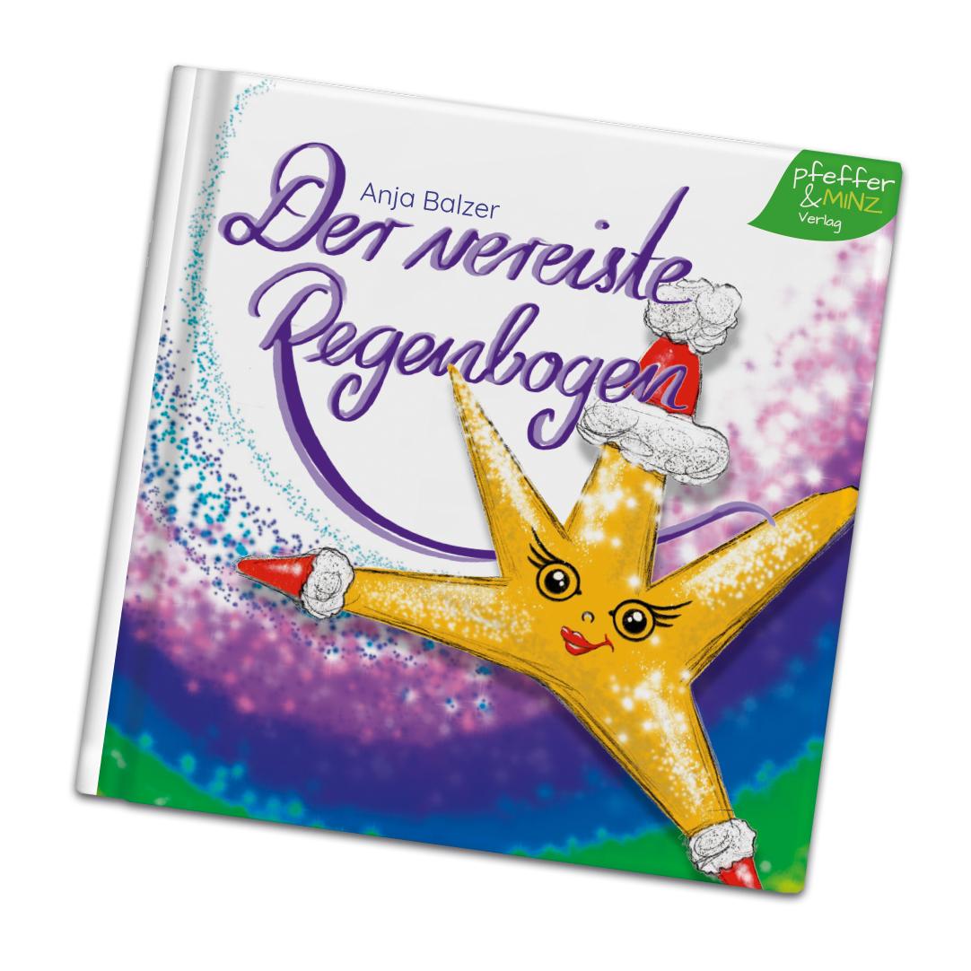 Buchcover der vereiste Regenbogen